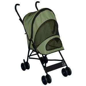 Pet Gear Travel Lite Pet Stroller   Sage or Yellow Pet