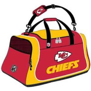 Concept 1 Kansas City Chiefs NFL Duffel Bag Sports