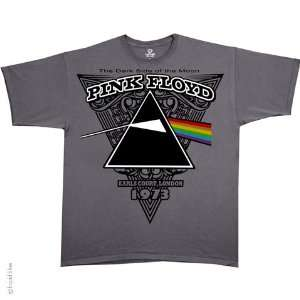 Pink Floyd Earls Court T Shirt (Grey), XL Sports