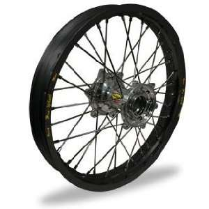 Front Wheel   Black Rim/Silver Hub , Color Black 26 31012 HUB/RIM
