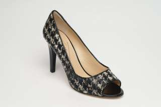 NEW Kate Spade 'Camryn' black and white pumps $325