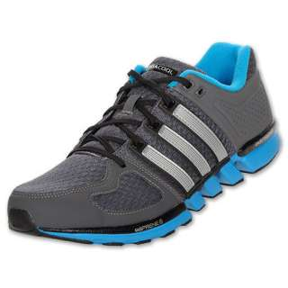 New Adidas Mens RunBox Running Shoes Climacool Boots Gray Blue