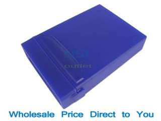 Anti Static Storage Box for 3.5 SATA IDE HDD Hard Drive HD Blue