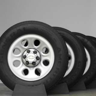 17 Chevy Silverado/Avalanche Factory/OEM Wheels/Tires