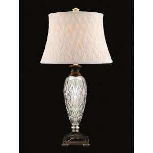 Dale Tiffany 1 Light Table Lamp GT80510