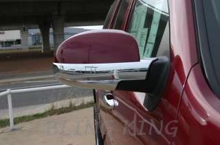 Chevy Tahoe Chrome door handle/mirror cover trim package 07 08 09 2010