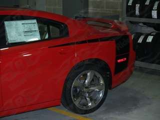 2011 & Up Dodge Charger Super Bee Style Q.P. Stripes