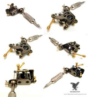 HILDBRANDT .30 Carbine Liner 8 wrap TATTOO machine GUN