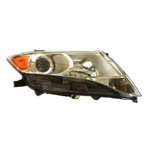 OE Replacement Toyota Venza Passenger Side Headlight