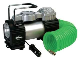 Slime COMP06 Pro Power Heavy Duty Tire Inflator