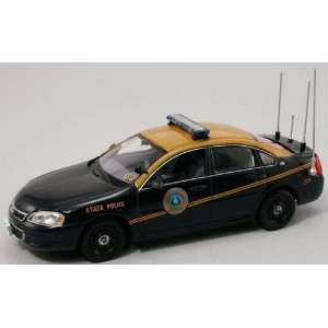 Response 1/43 West Virginia State Police Chevy Impala Toys & Games