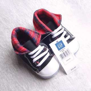 Gap Black Baby Soft Sole Shoes Trainers 0 6 6 12M
