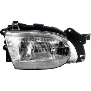 QP F9702 a Ford Aspire Driver Lamp Assembly Headlight