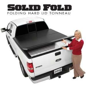 Extang 56766 Solid Fold 5 3 Tonneau Bed Cover with Rail