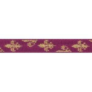 Small Dog Harness   Royal Gold 12 18 Inches (Step In)