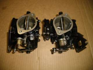 Sea Doo GSX GTX SPX Carburetors REBUILT 1996 1997 Dual Carbs SeaDoo