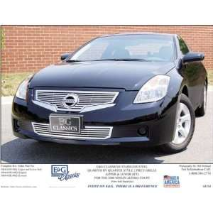 NISSAN ALTIMA COUPE 2010 2012 Q STYLE CHROME GRILLE GRILL