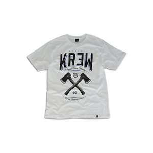 KR3W Chopping Block T Shirt   Mens