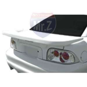 Ford Mustang Custom Spoiler Black Widow Style (Unpainted) Automotive