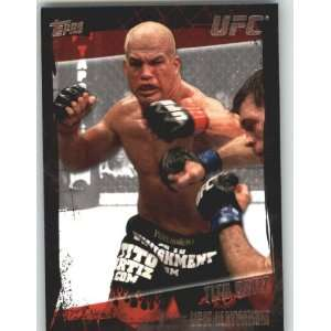 2010 Topps UFC Trading Card # 78 Tito Ortiz (Ultimate
