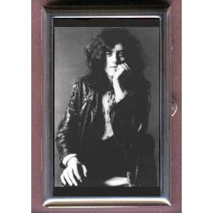 JIMMY PAGE OF LED ZEPPELIN Coin, Mint or Pill Box Made in USA