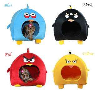 Brand New** Big Cute Bird Pet/Dog/Cat Bed Tent House 4 Colors
