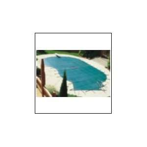 Arctic Armor Solid Safety Pool Cover Pool Size 16 in x 32