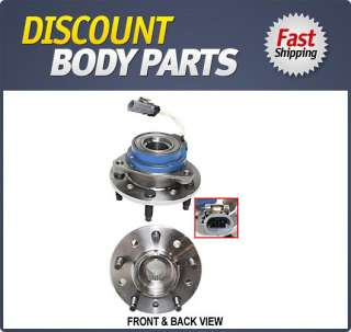 Wheel Hub New Chevy Olds Chevrolet Malibu 99 98 97 Pontiac Grand Am