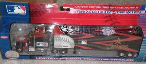 HOUSTON ASTROS 180 DIECAST TRACTOR TRAILER UPPER DECK