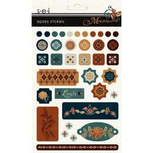 Sei MORAVIA Epoxy Stickers Arts, Crafts & Sewing