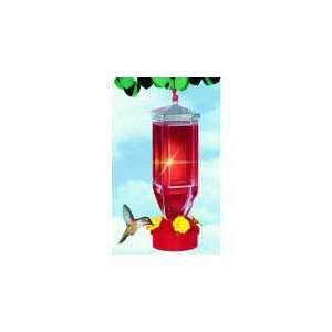 Perky Pet Lantern Design Bird Feeder Clear Plastic Large