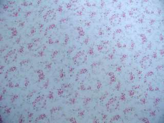 Rachel Ashwell Shabby Chic Posey Blue Pink Roses