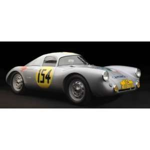 1953 Porsche 550 #154 La Carrera Panamericana Coupe Diecast Model Car