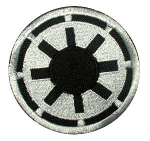 STAR WARS Republic Logo Embroidered Patch Rebel Empire