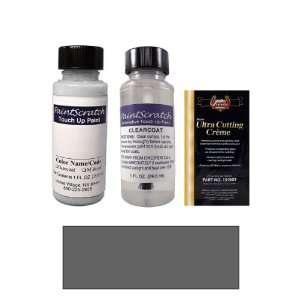 1 Oz. Dark Spiral Gray Metallic Paint Bottle Kit for 2003