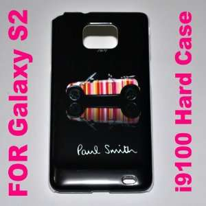 Paul Smith Hard Case for Samsung Galaxy SII I9100 Jc130e