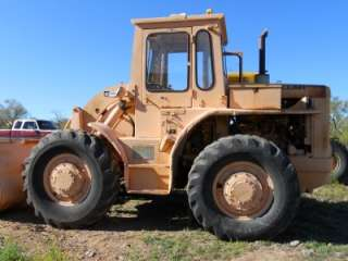 1974 Caterpillar 922B Front End Wheel Loader Good Condition