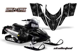 POLARIS SHIFT RMK DRAGON SNOWMOBILE SLED GRAPHICS KIT DECALS SFB