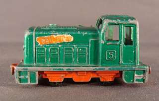 1978 LESNEY MATCHBOX SUPERFAST MODEL LOCOMOTIVE SHUNTER