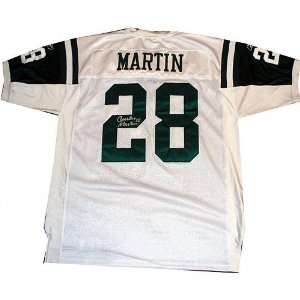 Curtis Martin New York Jets Autographed Jersey  Sports