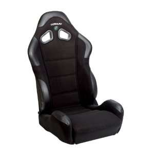 CR1 Black Cloth Racing Reclining Seat