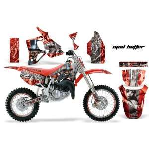 AMR Racing Honda Cr80 Mx Dirt Bike Graphic Kit   1996 2002 Mad Hatter