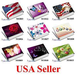 Laptop Notebook Skin Sticker Protective Cover Art Decal