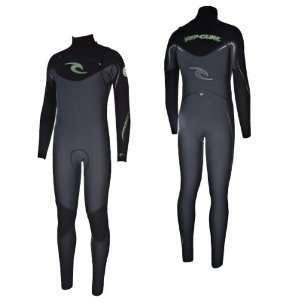 RIP CURL E BOMB CHEST ZIP 4/3mm Fullsuit Wetsuit   Select Color & Size