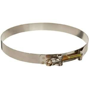 Murray TB Series Stainless Steel 300 Bolt Hose Clamp, 6.56 Min Clamp