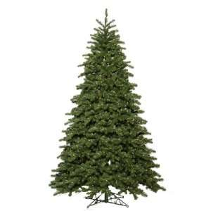6.5 Pre lit Douglas Fir Artificial Christmas Tree   Clear