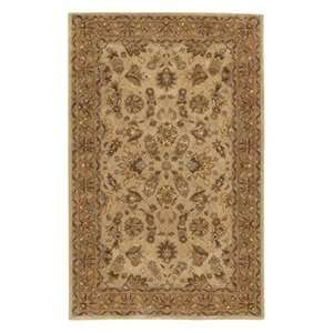 Chandra Rugs DRE 3105 Dream Floor Area Rug, Yellow Gold