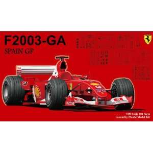 20 scale Model Car) Fujimi GP 36  Grand Prix [JAPAN] Toys & Games