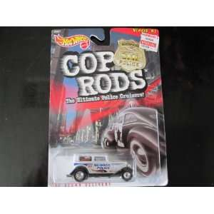 Jersey Police Car Hot Wheels 1999 Cop Rods Series 1