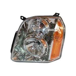 TYC 20 6802 00 GMC Driver Side Headlight Assembly
